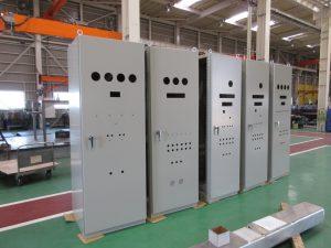 産業、配電盤ボックス
