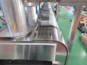 産業、ステンレス機械装置